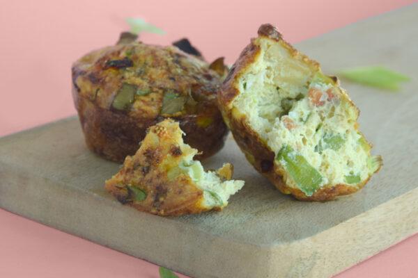 Recepten Ei muffins
